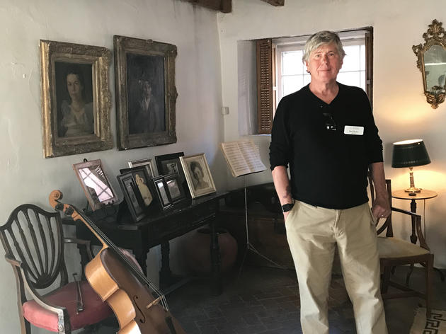 Meet the Docents of the Randall Davey Historic Property