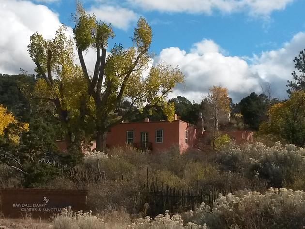 Visiting the Randall Davey Audubon Center & Sanctuary