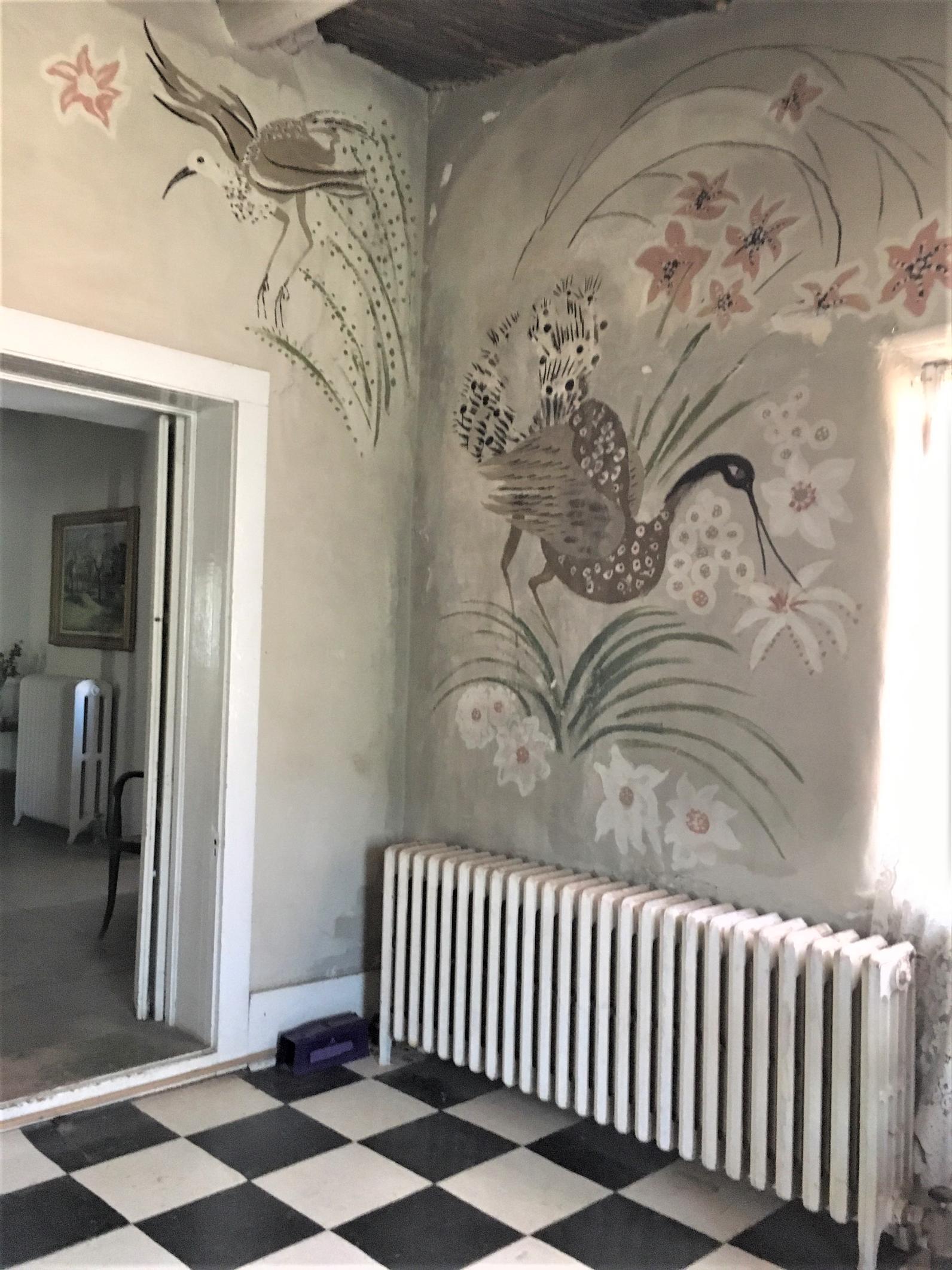 Isabel's Dressing Room